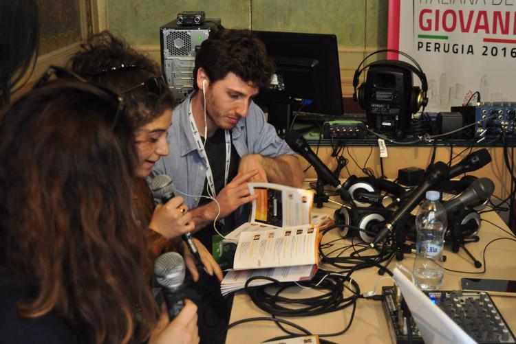 radiophonica media lab
